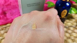 World Of Beauty – Pureté Siero viso purificante - swatch