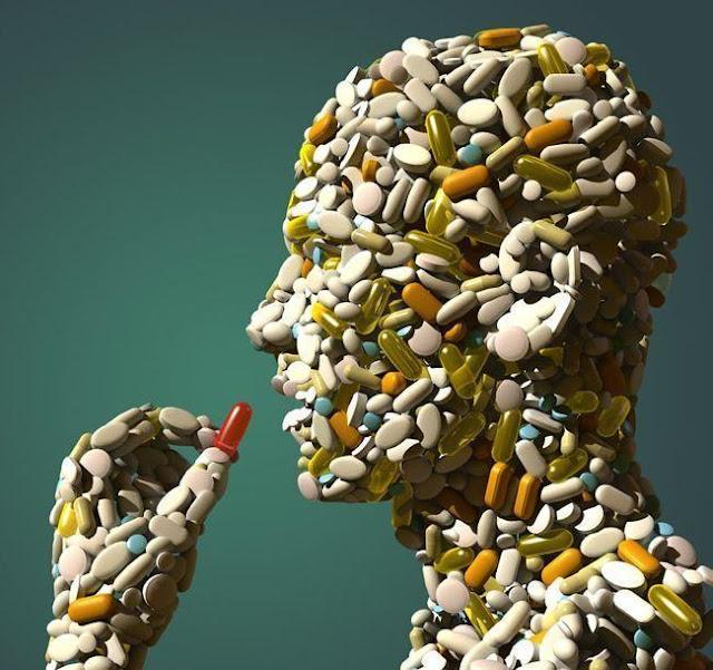 Bahaya sangat ke bahan kimia dalam perubatan moden