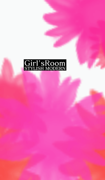 Girl's Room stylish modern