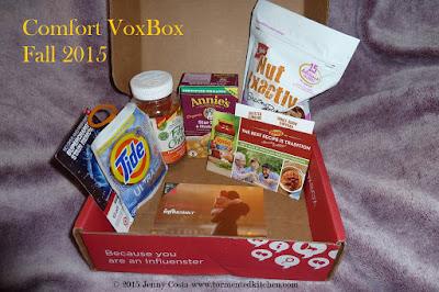 Comfort Vox Box