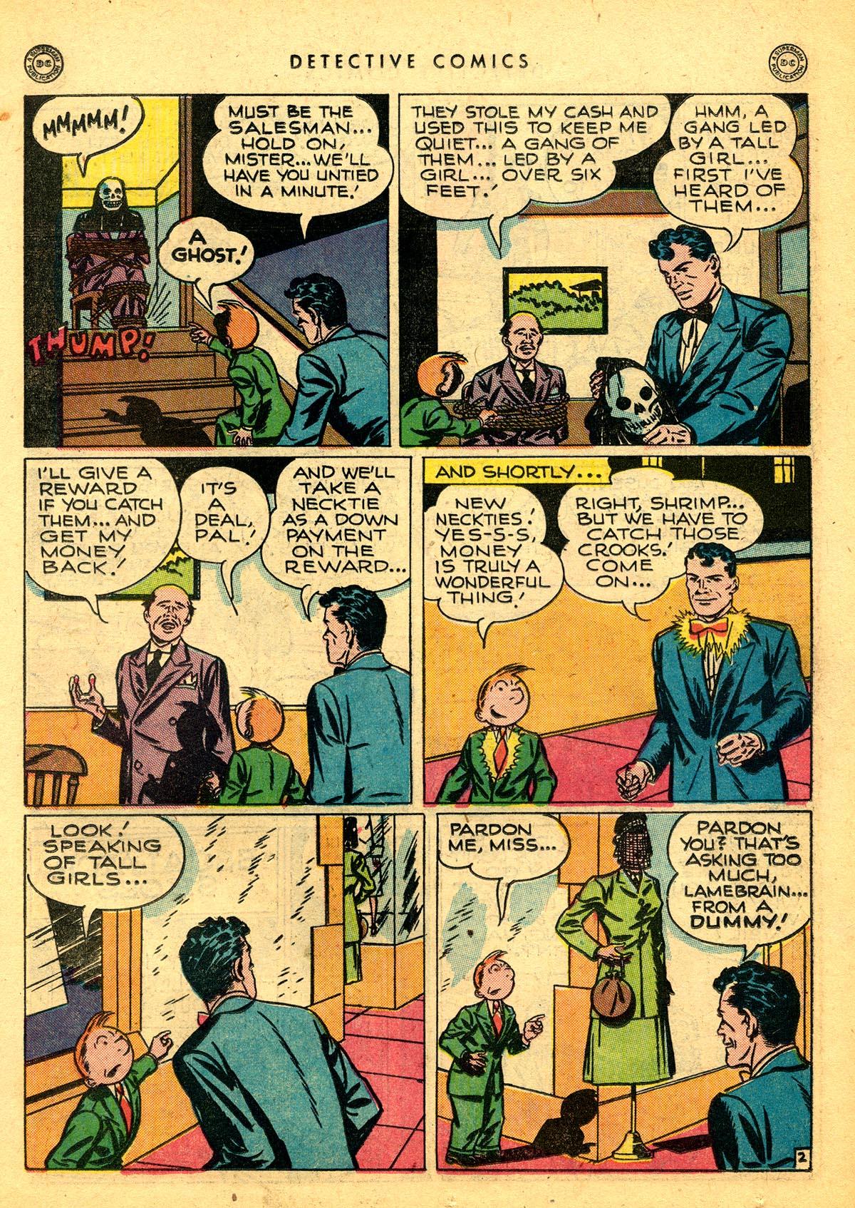 Detective Comics (1937) 120 Page 16