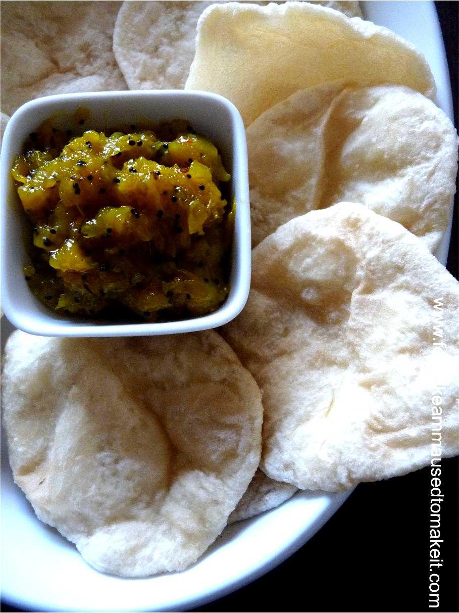 Puri Recipe Food Like Amma Used To Make It