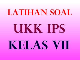 Soal dan Pembahasan IPS UKK SMP/MTs Kelas 7 Semester 2