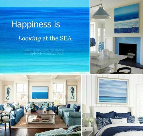 Ocean Art Decor Ideas