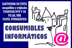 TINTA, DVD, CD, USB, PILAS