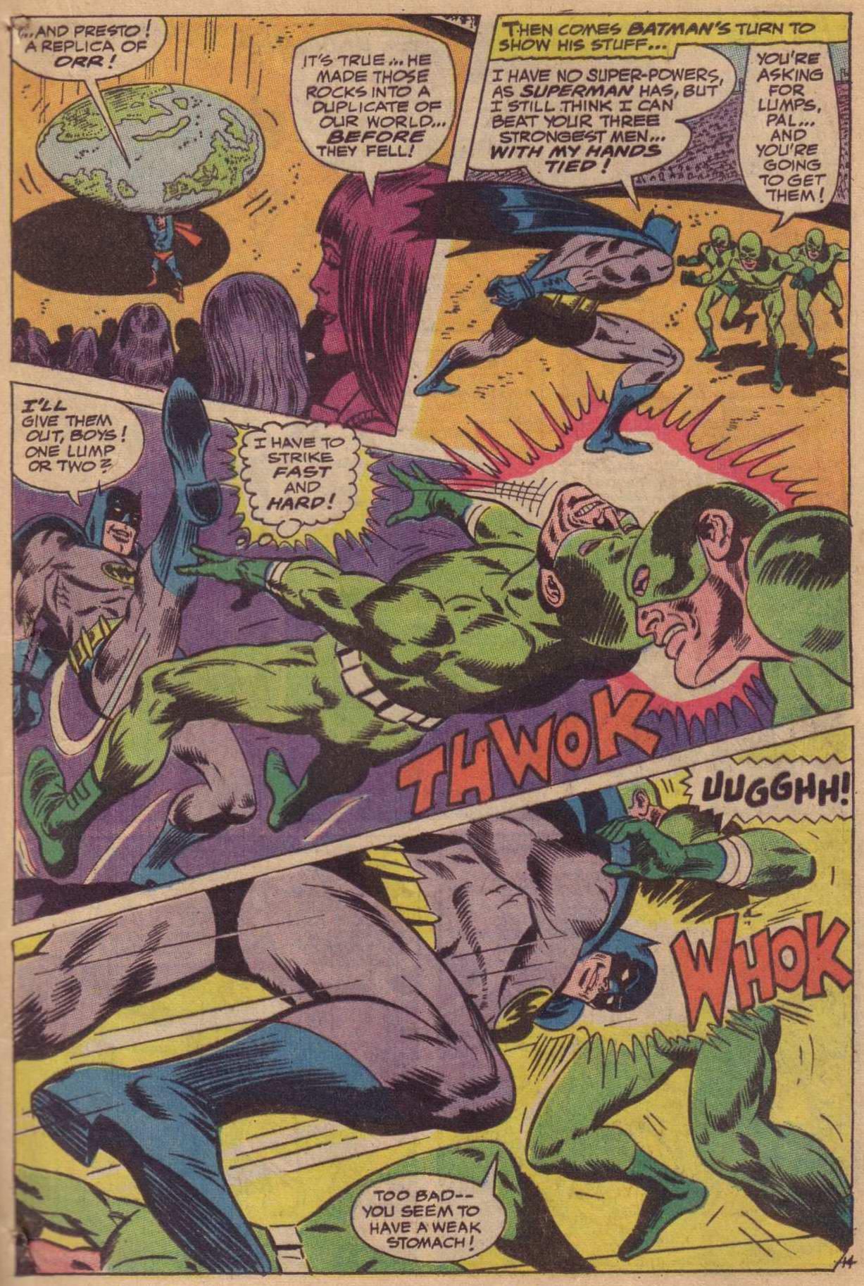 Read online World's Finest Comics comic -  Issue #181 - 16