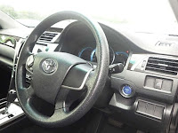 Toyota Camry 2012 from Japan. This is Hybrid and 2500cc. The condition is very clean and tidy!