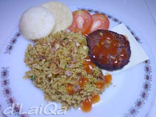 Nasi Goreng Chibi ala Rika (1)