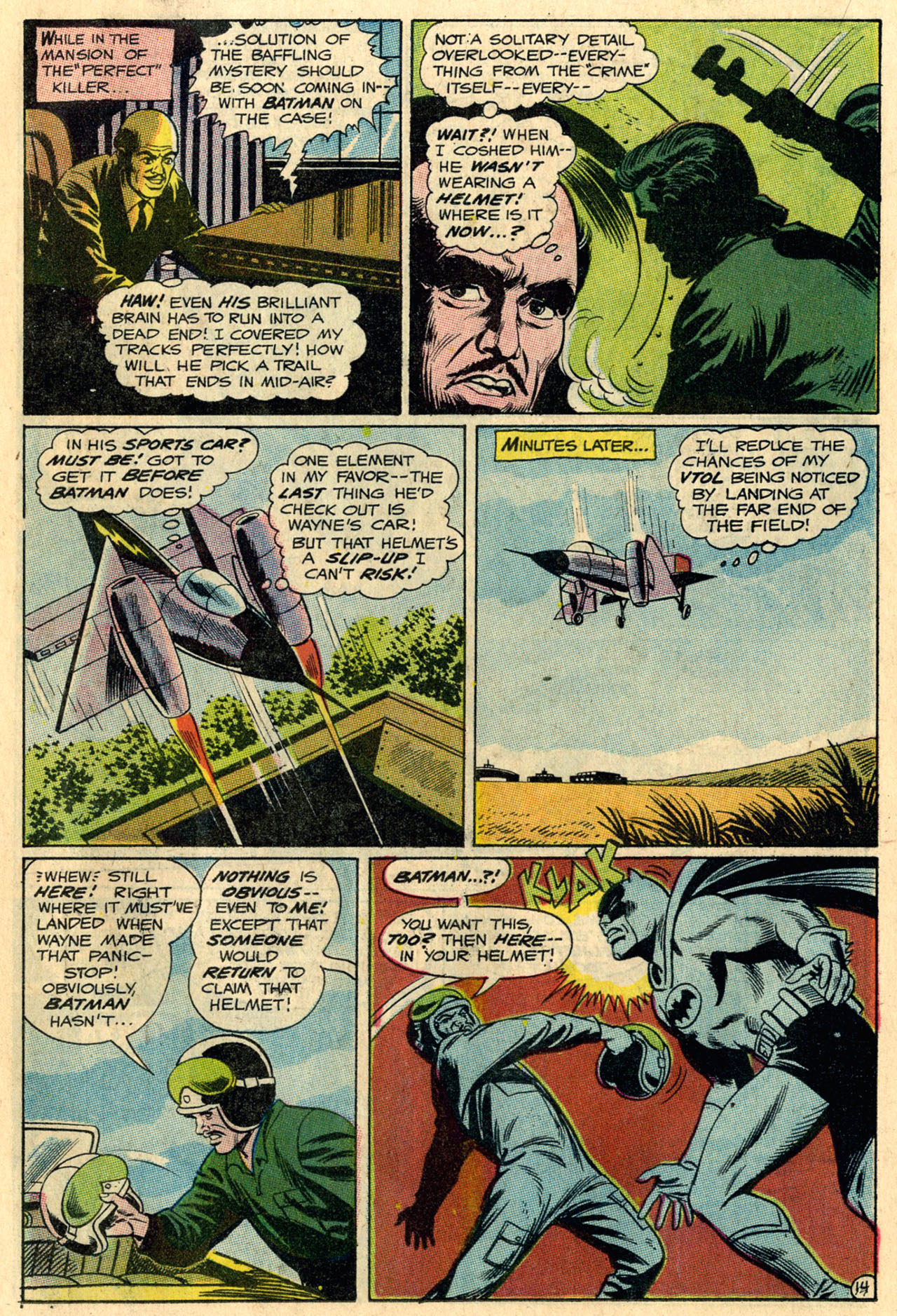 Detective Comics (1937) 386 Page 17