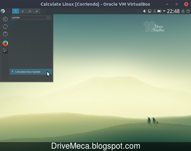 Actualizamos Calculate Linux