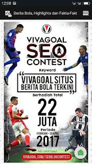 Vivagoal Portal Berita Bola Online Terkini di Indonesia