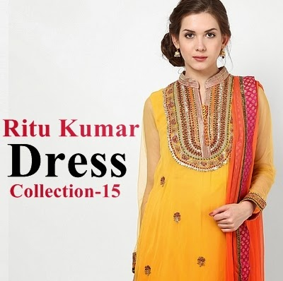 Ritu Kumar Collection 2015-2016 - Tunics Frocks Kurti Long ...