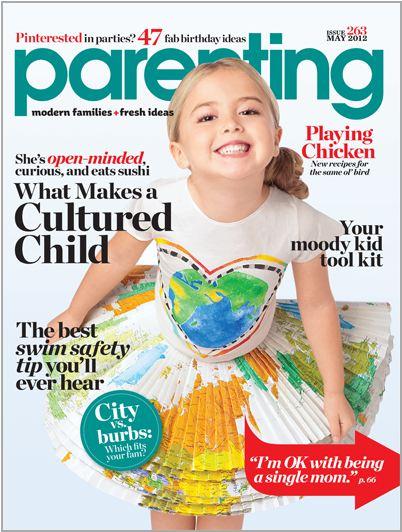 Our Honey Bee Party on Parenting Magazine & Parenting.com - BirdsParty.com