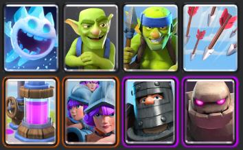 the best clash royale