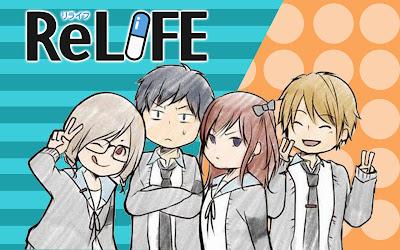 Anime ReLifeBD Batch Sub Indo