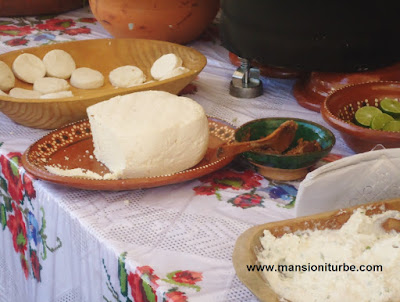 Mexican Cheese from Michoacán State