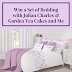 Giveaway: Celebrate and Win a Set of Bedding from Julian Charles