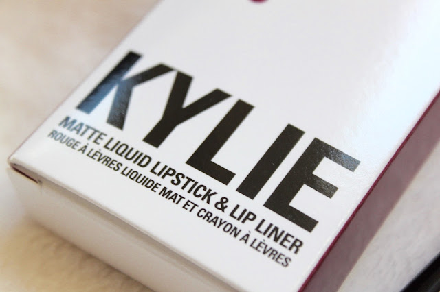 Kylie Cosmetics Lip Kit by Kylie Jenner Posie K
