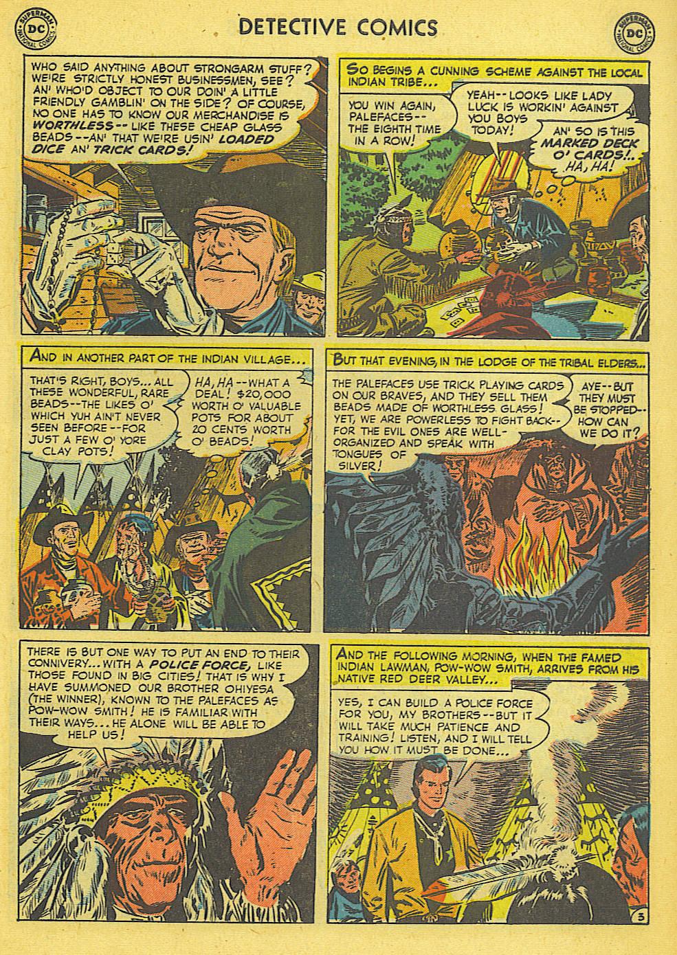 Read online Detective Comics (1937) comic -  Issue #173 - 42