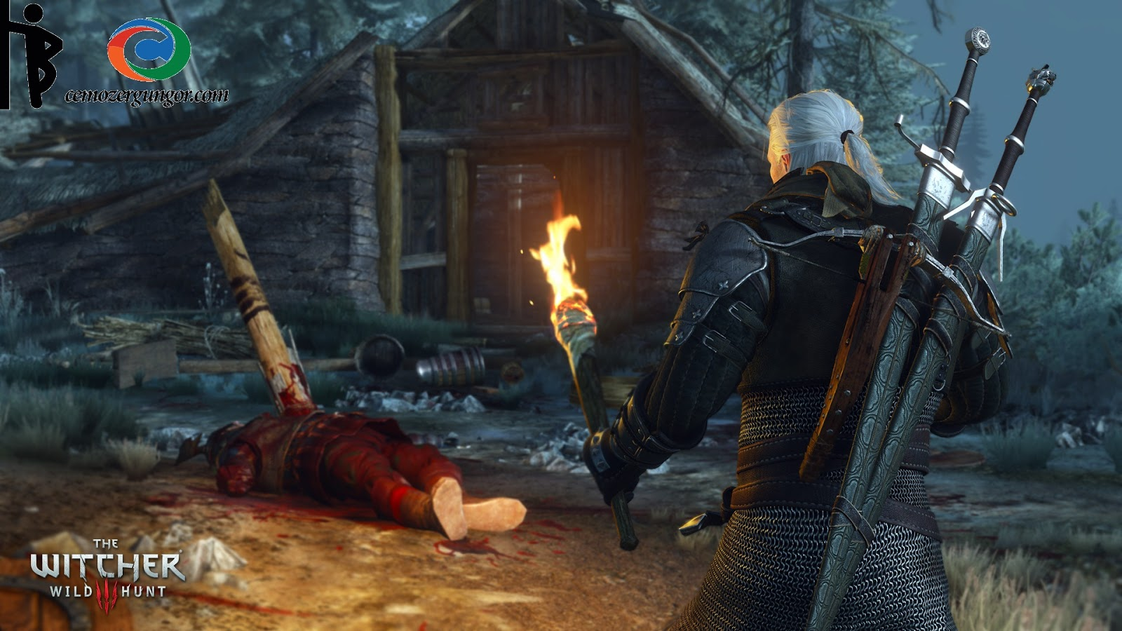 The Witcher 3: Wild Hunt PC Crack İndir