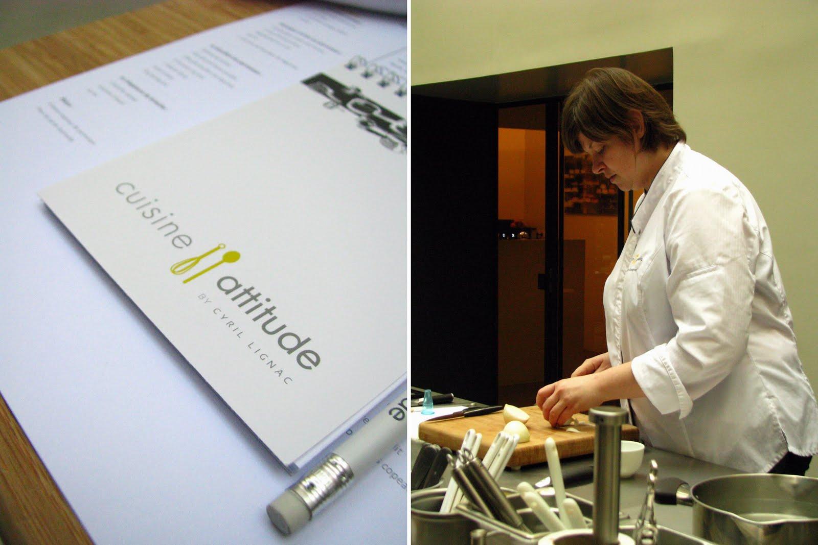 Cuisine attitude cyril lignac concours - Cours de cuisine cyrille lignac ...
