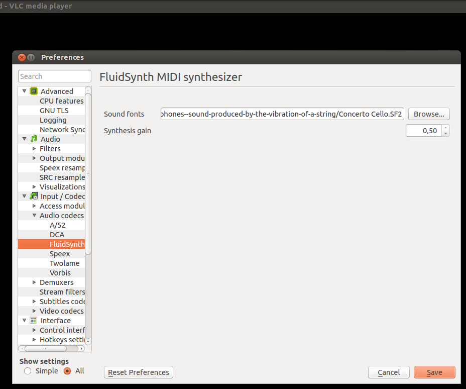 Nickleus Music Technology Blog: How to get VLC to play mid