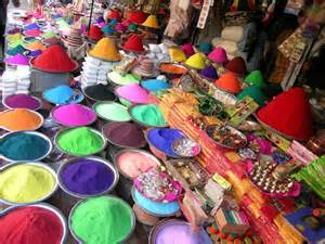 Gulal (Color Powder)