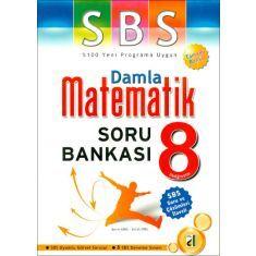 Damla İlköğretim 8. Sınıf Matematik Soru Bankası