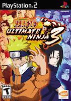 Naruto: Ultimate Ninja 3 (PS2) 2008