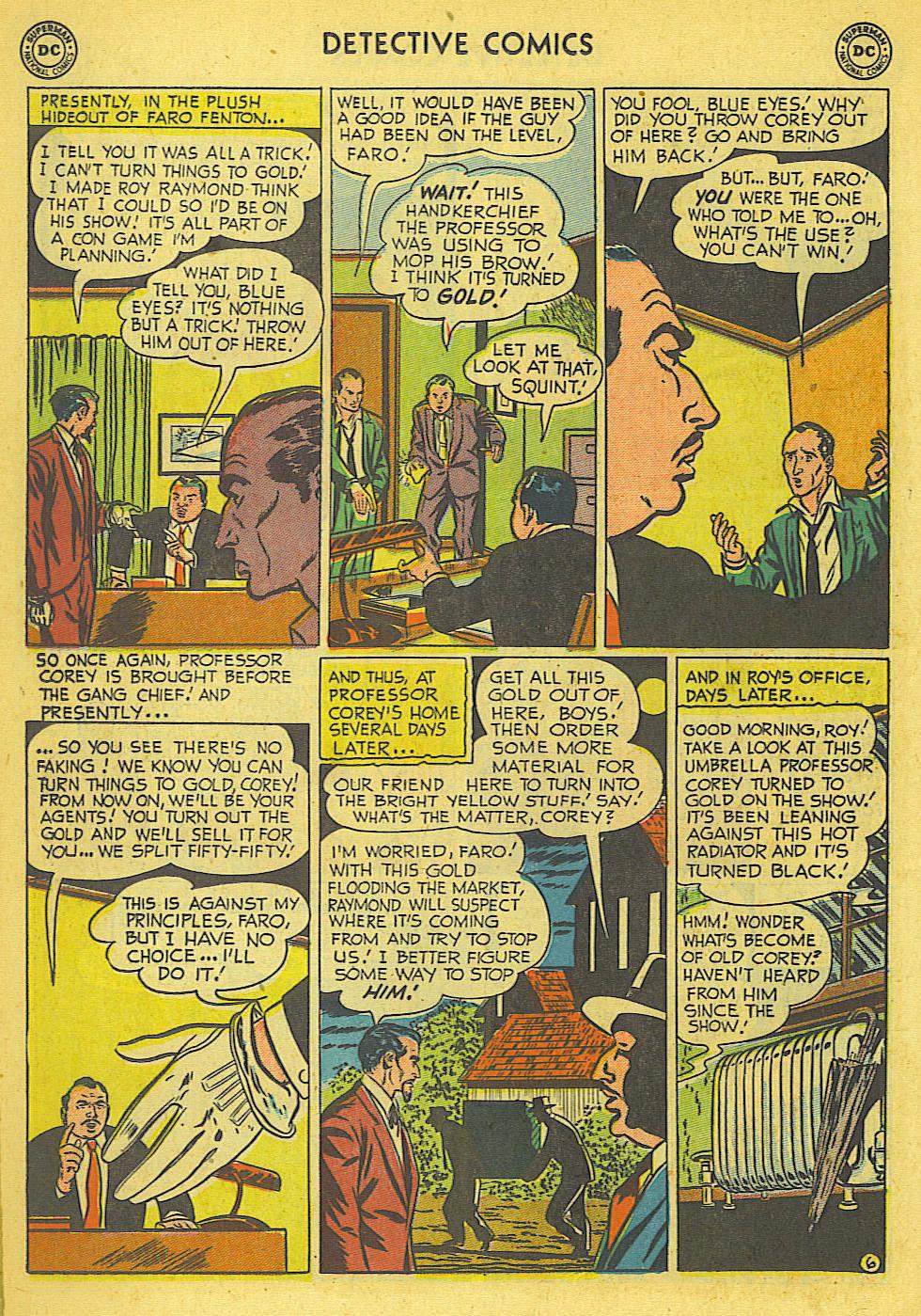 Read online Detective Comics (1937) comic -  Issue #173 - 31