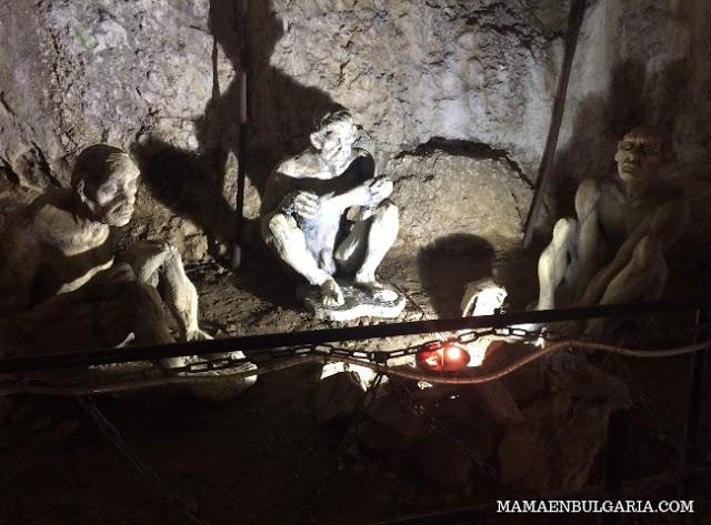 cueva Bacho Kiro Bulgaria