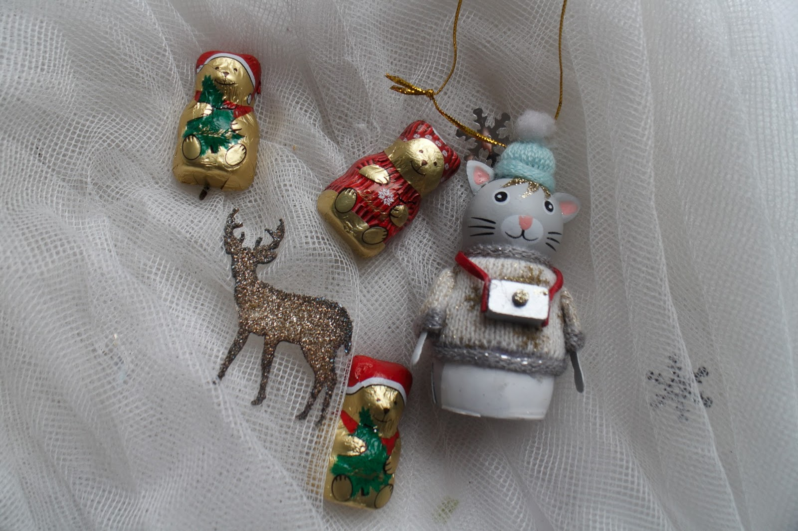 Accessorize Christmas Decorations