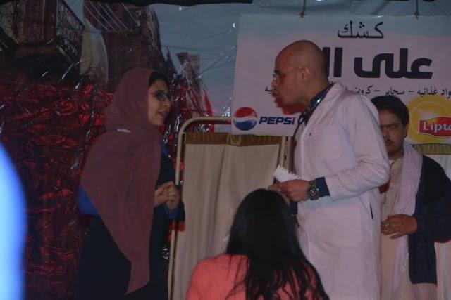 """بالصور.. سعد الحباك يتألق في العرض الثاني لـ """"رحلة البحث عن هي"""""""