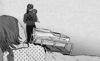 פקידת סעד חוטפת תינוק מאמו בבית חולים