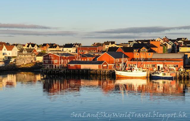 挪威 norway Hurtigruten 郵輪 Nordlys, Vardo