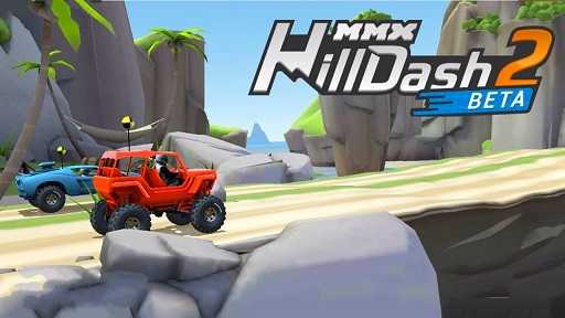 Free Download Game MMX Hill Dash 2 MOD APK v0.2.7595 for