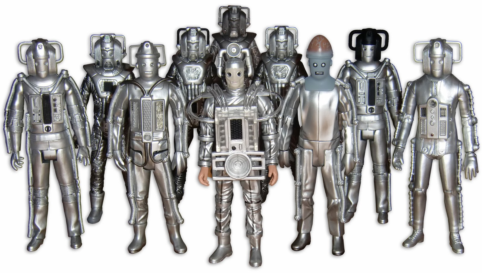 classic cybermen - photo #22