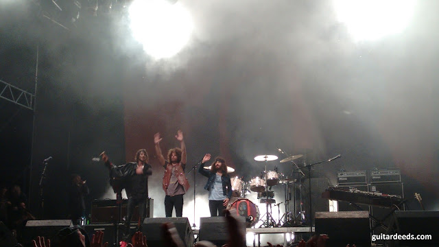 Wolfmother 2016 May Vienna Encore