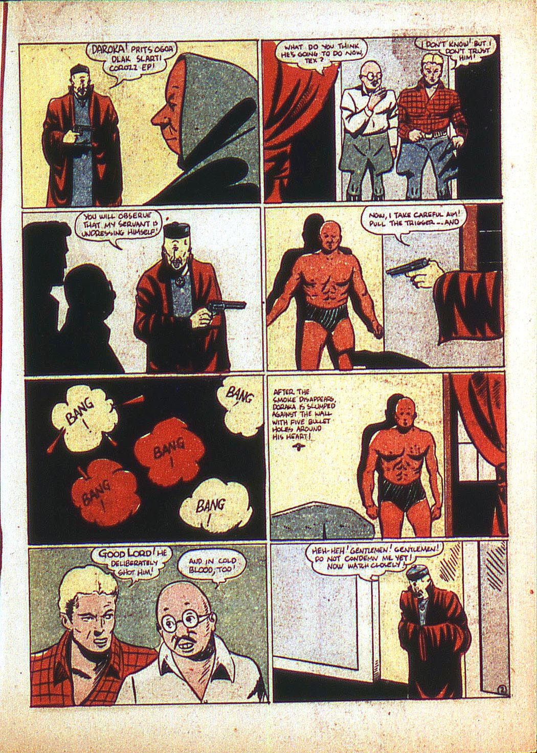 Action Comics (1938) 3 Page 36