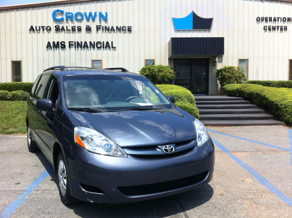 Used Car Dealerships In Charlotte Nc >> Www Buyatcrown Com 2006 Toyota Sienna Buy Here Pay Here