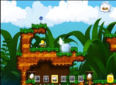 小雞快跑(Toki Tori),非常有趣的益智動作冒險!