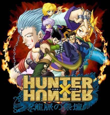 Xem Phim Hunter X Hunter 2011 2011