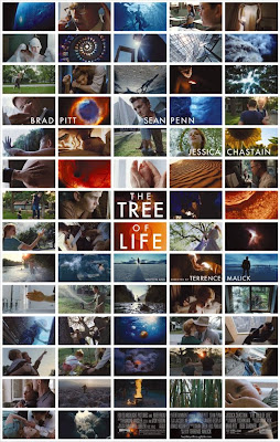 The poster for Tree of Life