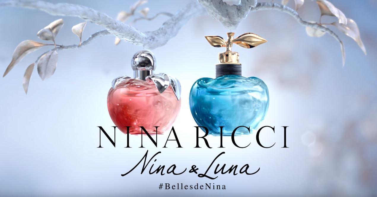 Canzone Nina Ricci profumo Nina e Luna femminile Pubblicità