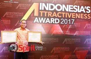 Walikota Makassar,Semoga Dua Penghargaan Ini Bermanfaat