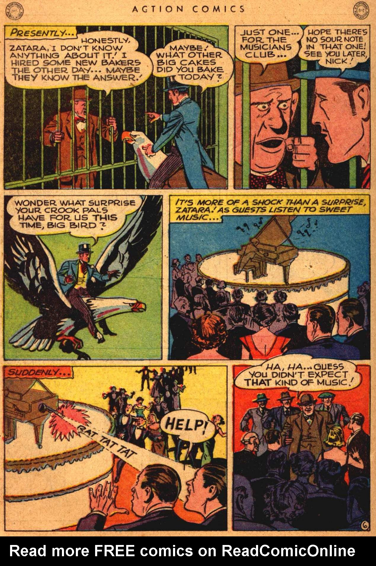 Read online Action Comics (1938) comic -  Issue #108 - 27