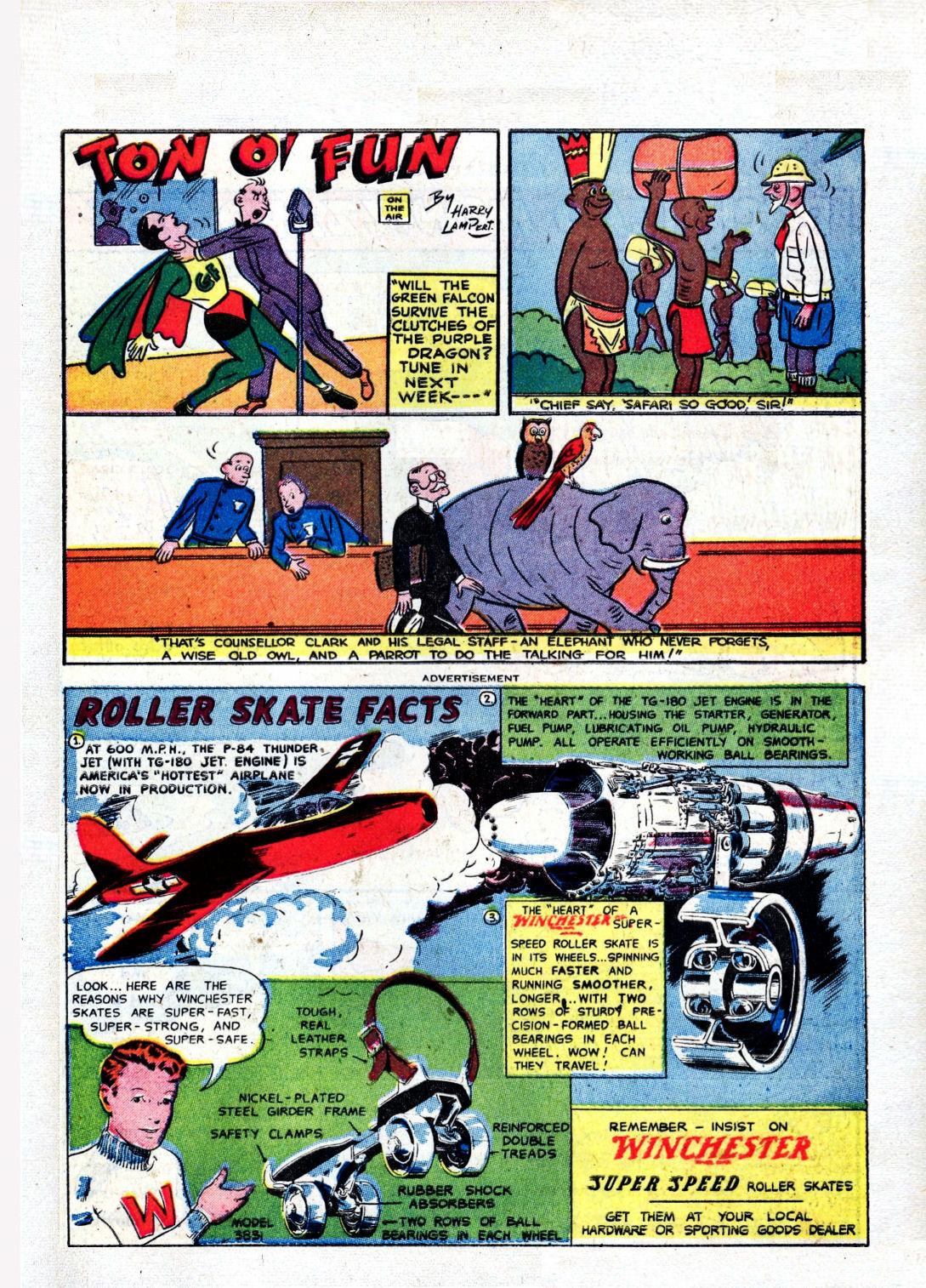 Read online All-Star Comics comic -  Issue #36 - 39