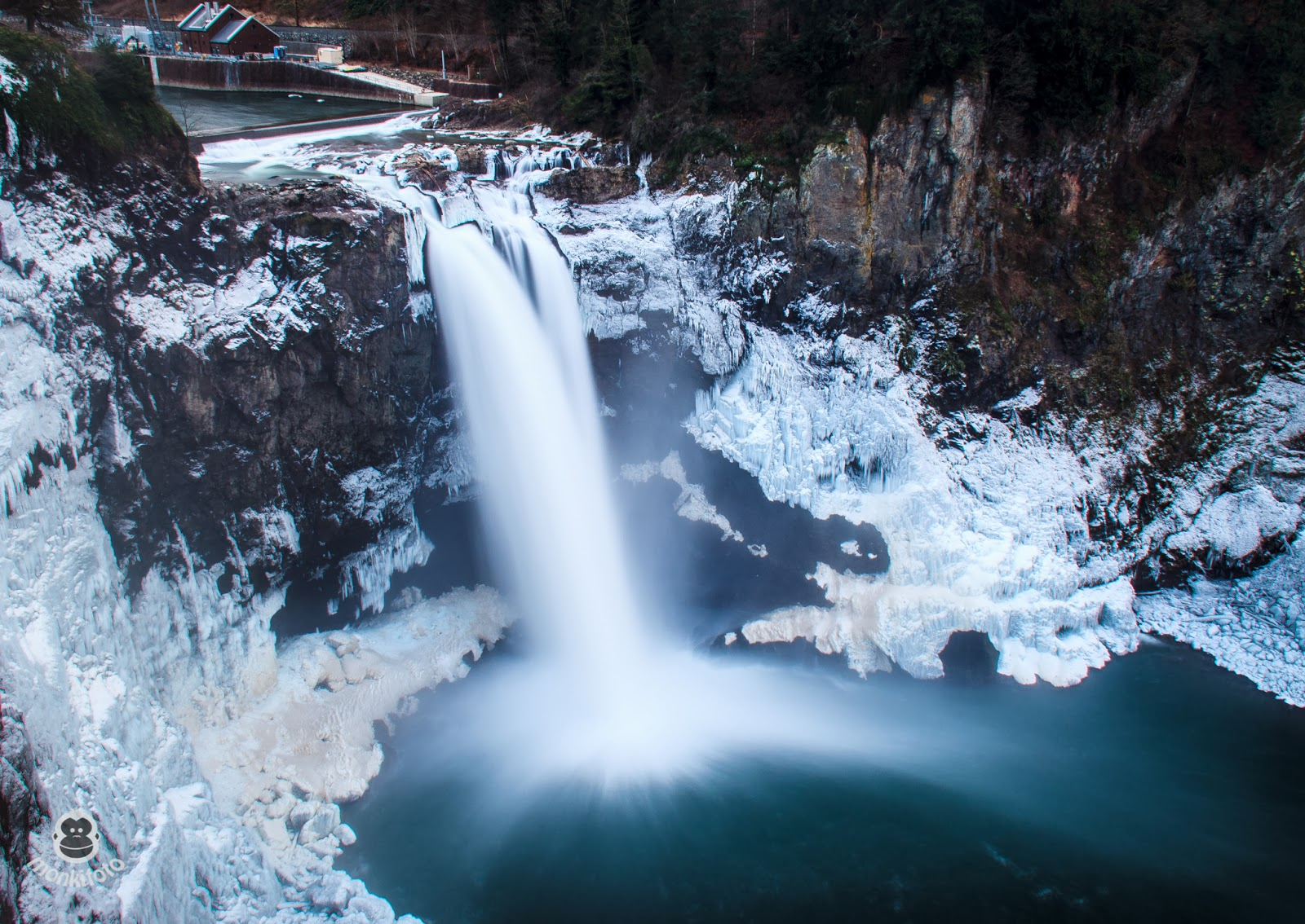 Amazing Snoqualme Falls Photos