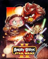 Angry Birds Star Wars 2 Cover, Poster