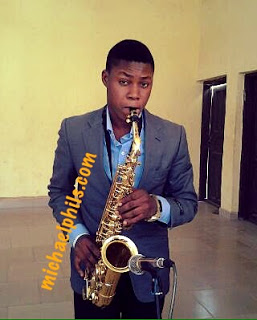 tonic solfa of intro of chukwuma played by a nigerian saxophonist
